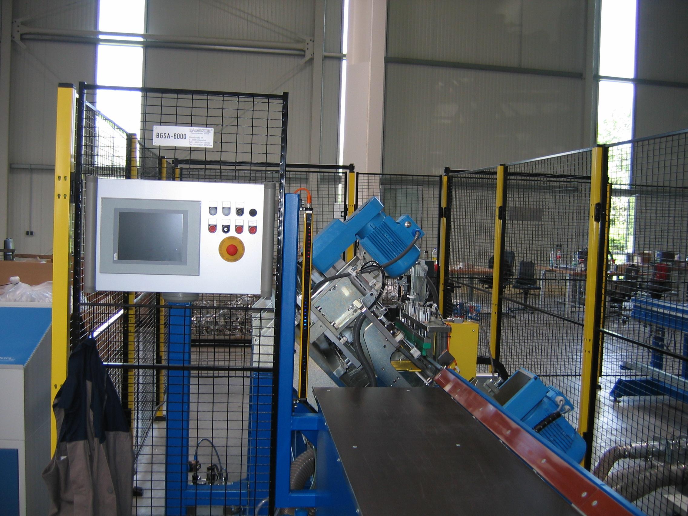 BGSA-6000